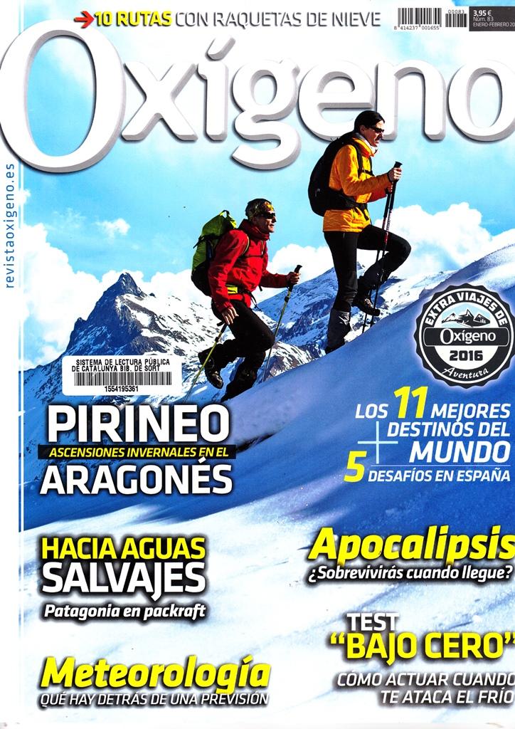 OXIGENO 83