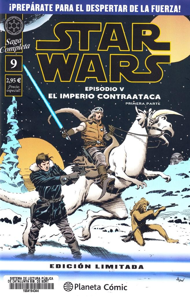 STAR WARS SAGA COMPLETA 09