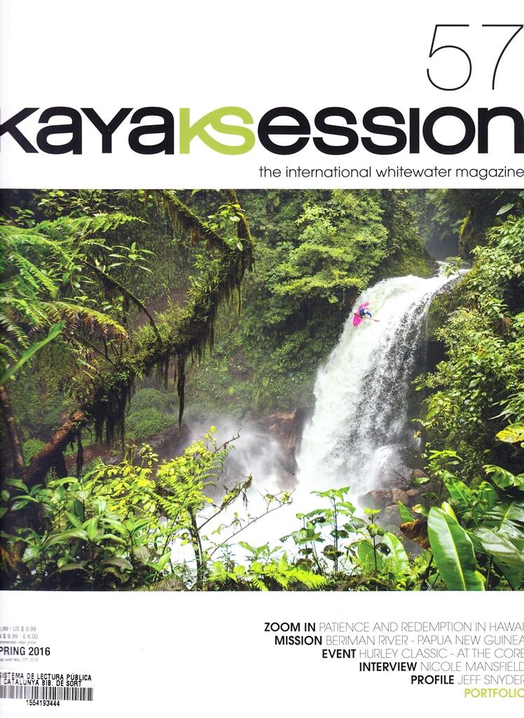 KAYAK SESSION 57