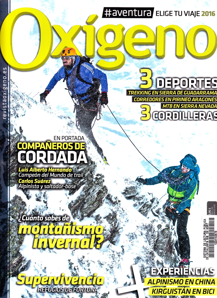OXIGENO 84