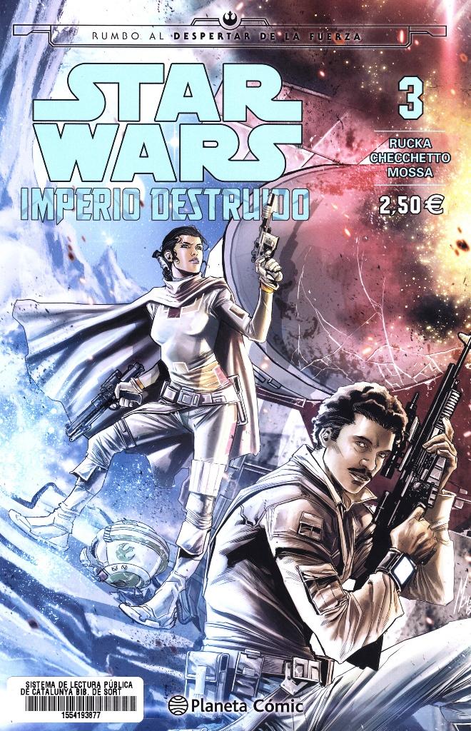 STAR WARS IMPERIO DESTRUIDO 03