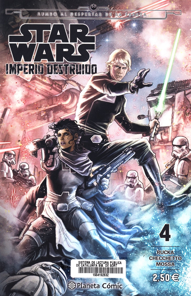 STAR WARS IMPERIO DESTRUIDO 04