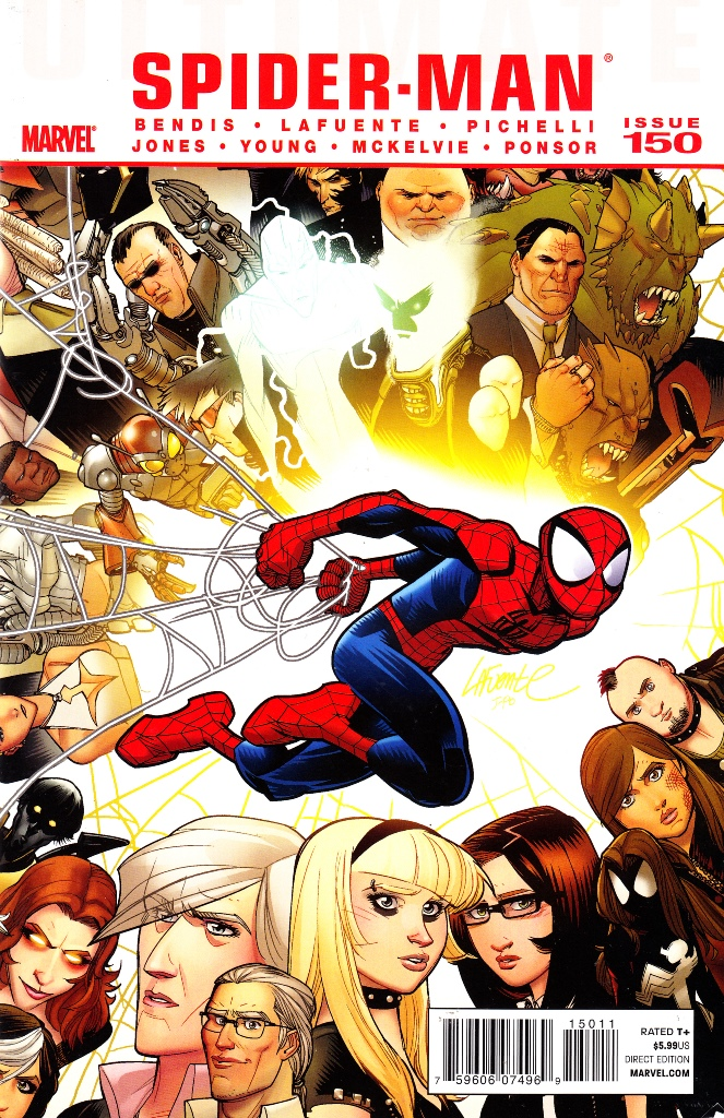ULTIMATE SPIDER-MAN 150