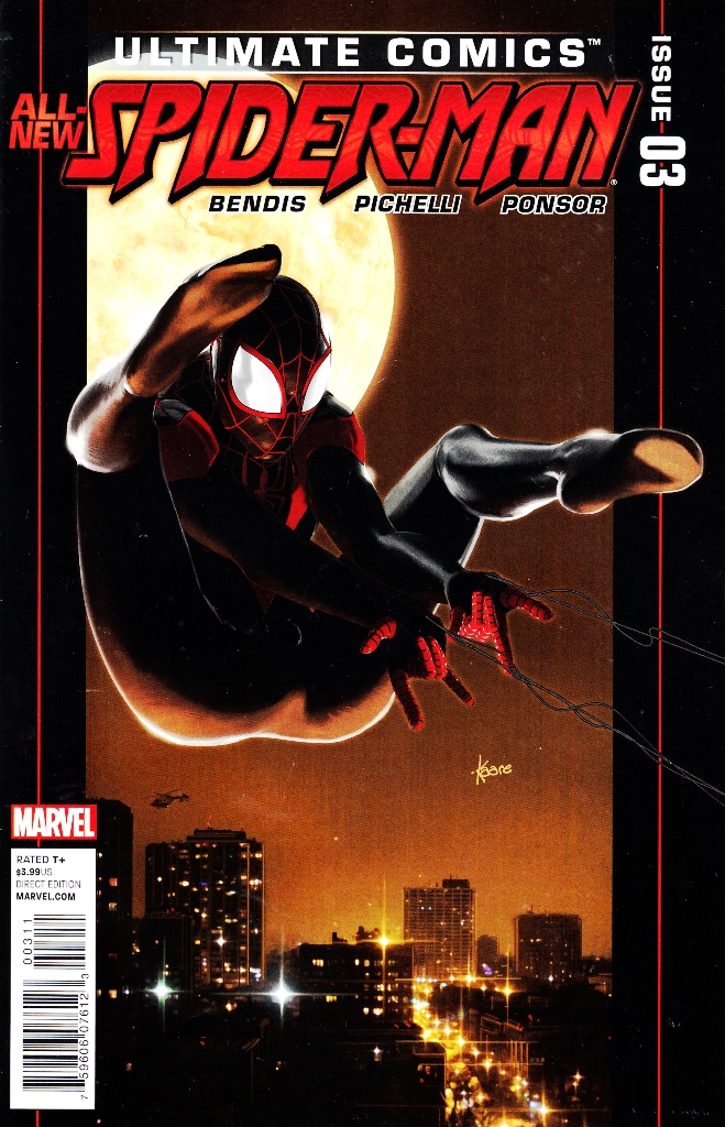 ULTIMATE SPIDER-MAN 003